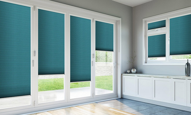 Which blinds are best for bi-fold doors?