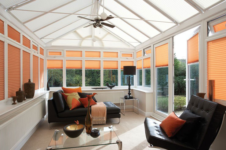 Conservatory Blinds - Barton Blinds
