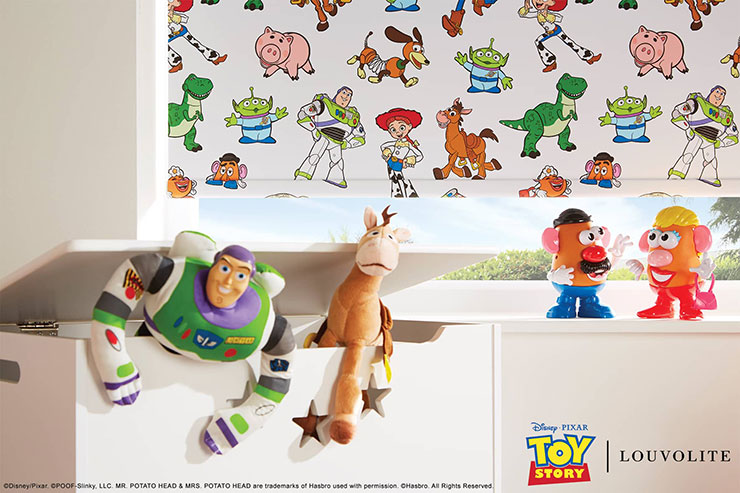 Disney Printed Blinds in Doncaster